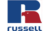 Russell Clothing Logo